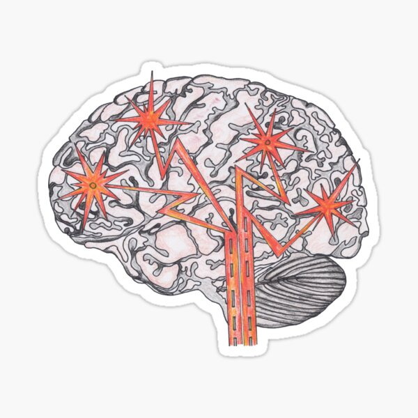 Brain Plasticity Sticker