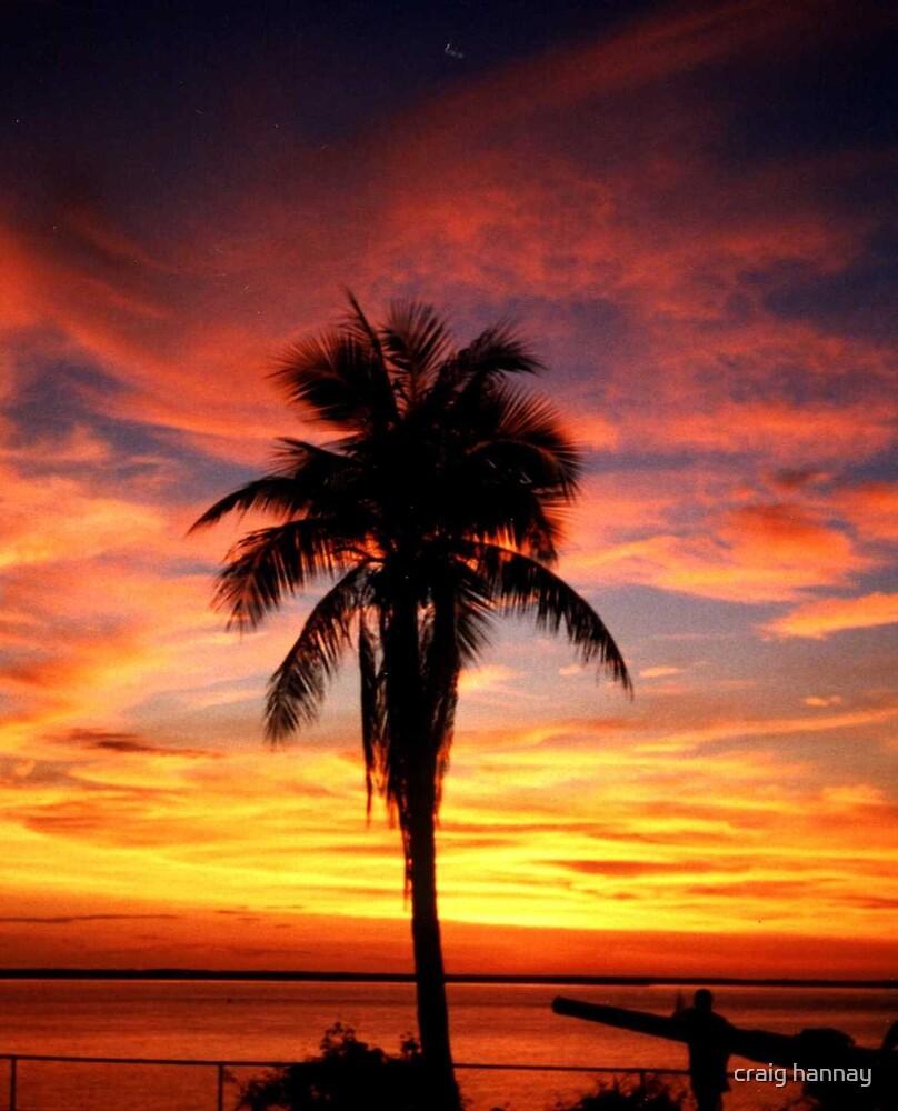 fannie bay - sunset 2 by craig hannay