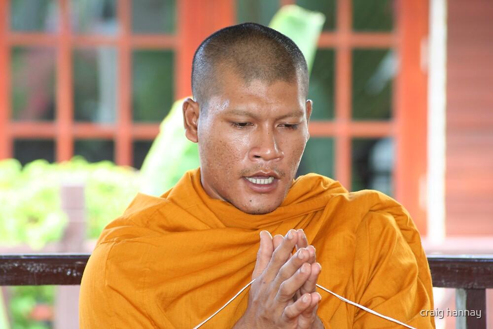 thai monk by craig hannay