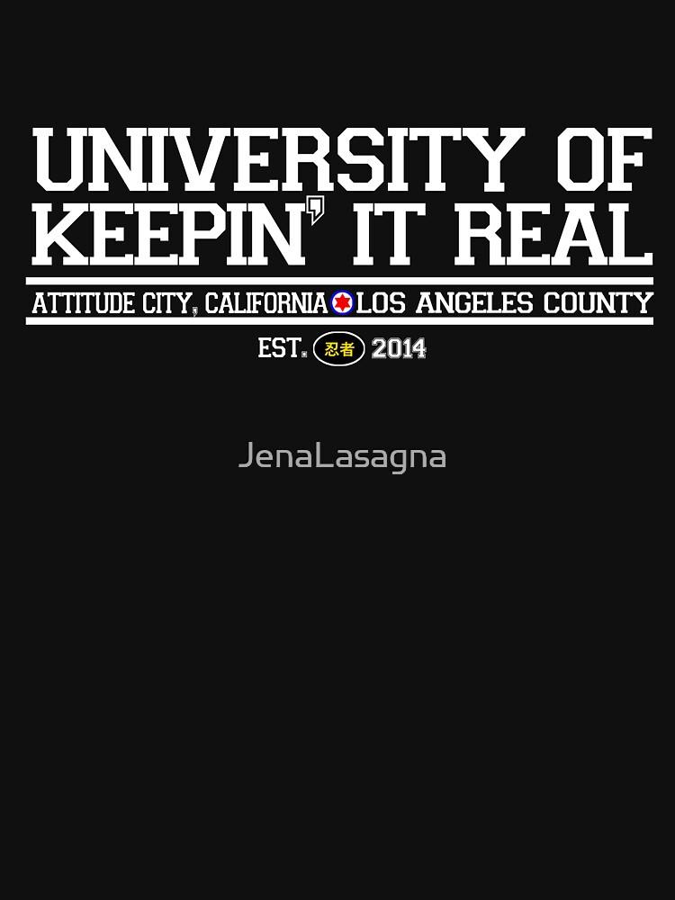 University of Keepin' It Real | Unisex T-Shirt