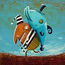 An intelligent fish by Neil Elliott