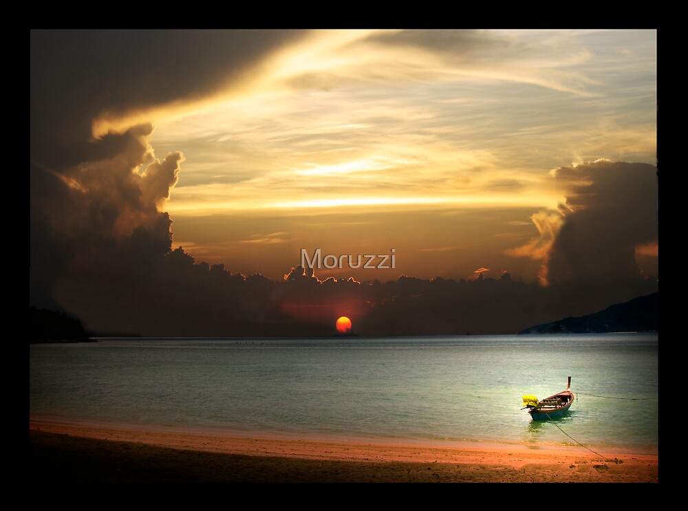 Sunset by Moruzzi