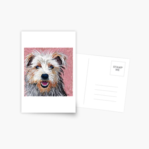 Terrier Postcard
