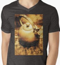 Sepia toned old vintage domed kettle T-Shirt