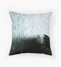 Lake Horn Throw Pillow