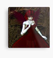 Fairy Secrets Metal Print