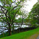 An Evening Walk - Lews Castle Grounds by BlueMoonRose