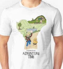 I'm Going On An Adventure Time Unisex T-Shirt
