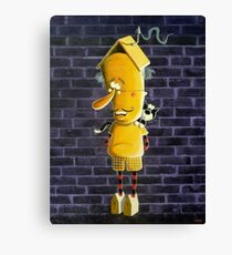 House warmers Canvas Print