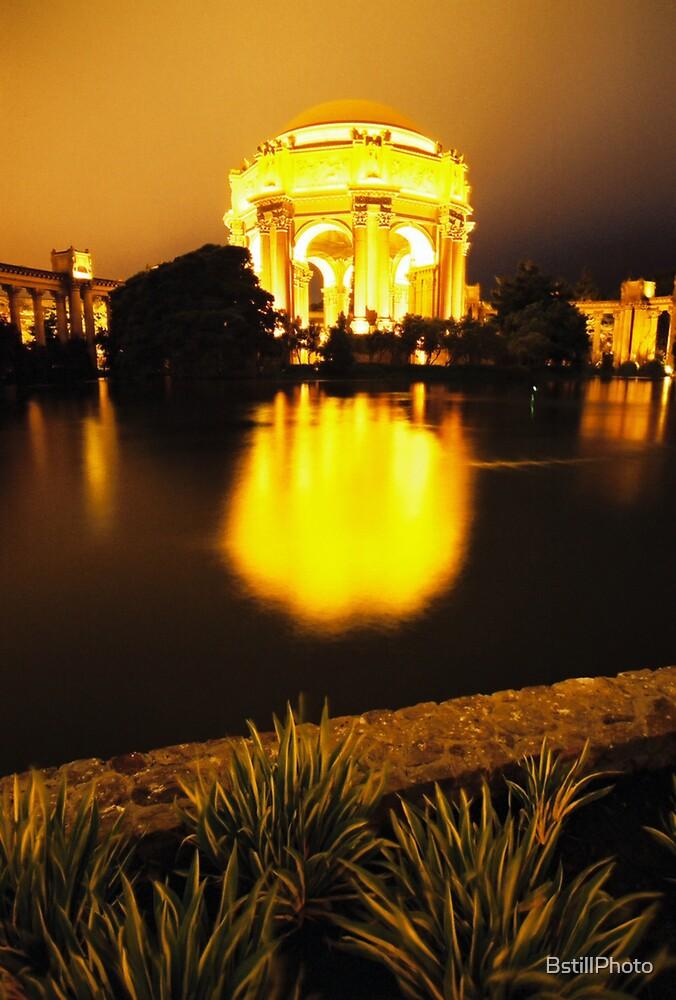 Palace Of Fine Arts by BstillPhoto