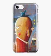 Pupacino iPhone Case/Skin