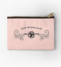 Dice Charger Zipper Pouch