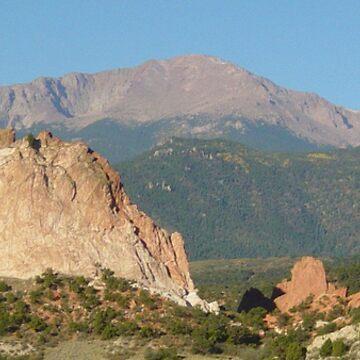 Pikes Peak by ritesideup