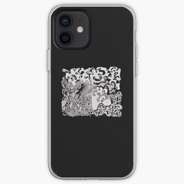 Thinking of you iPhone Soft Case