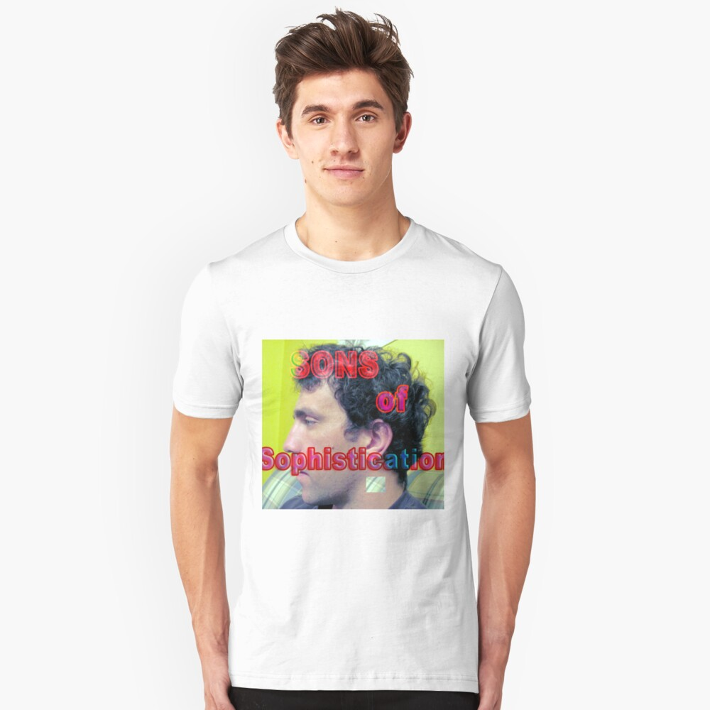 sons of sophistication Unisex T-Shirt Front