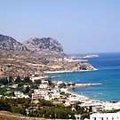 From the Island of Rodos, Greece (Stegna Beach) by Billy Andonaras