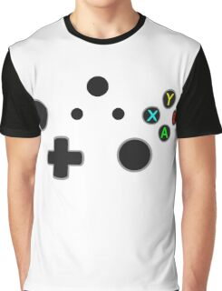X Box Controller Graphic T-Shirt