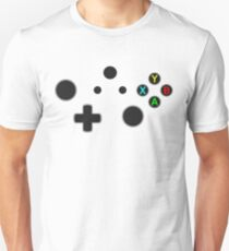 X Box Controller T-Shirt