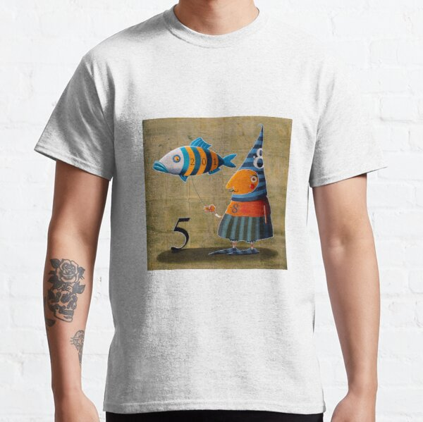 The number of the fish Classic T-Shirt