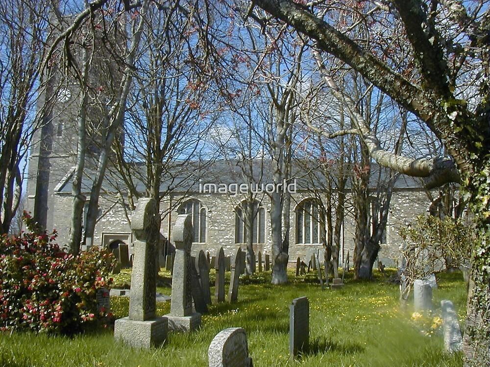 kilkhampton Church II by imageworld