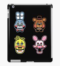 FNAF Stickers 2.0 iPad Case/Skin