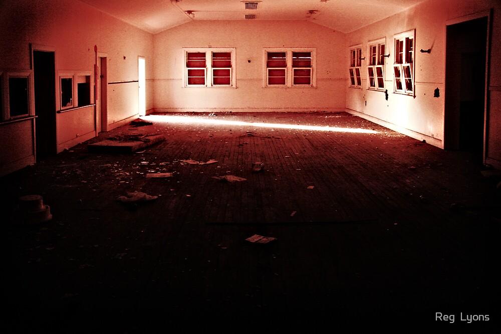 Room of Gloom by Reg  Lyons