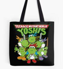 Yoshi Teenage Mutant Ninja Yoshis Tote Bag