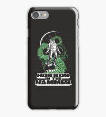 Horror In The Hammer iPhone Case/Skin