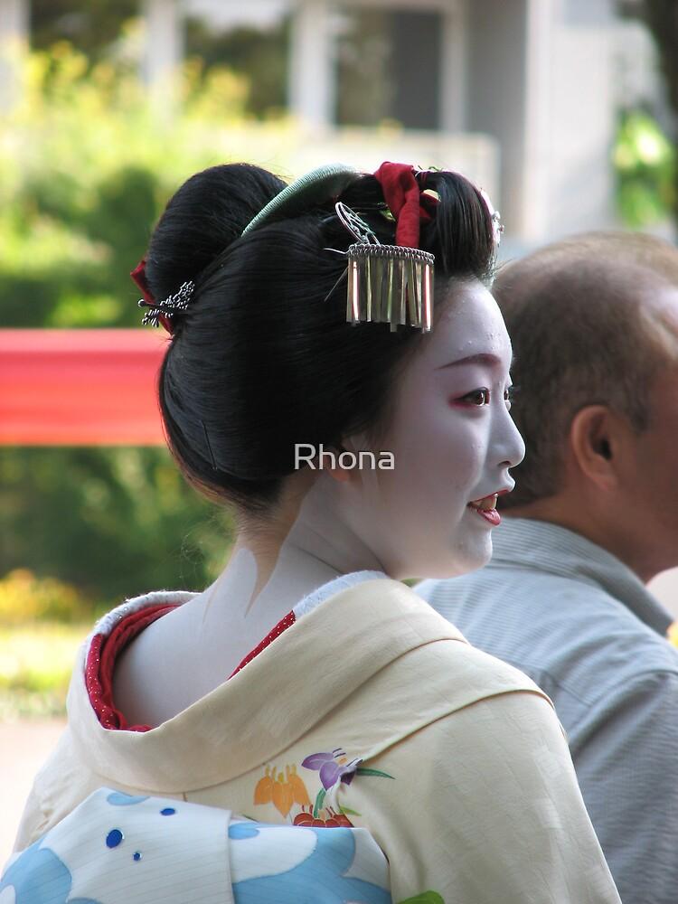 maiko by Rhona