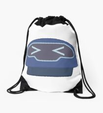 Mei Robot >_< Face Drawstring Bag