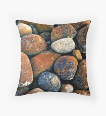 The Red Rocks Throw Pillow