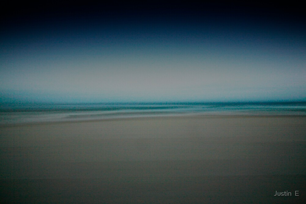 Ocean 2 by Justin  E