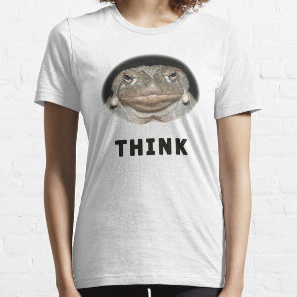 Intellektuelle Colorado River Toad Essential T-Shirt
