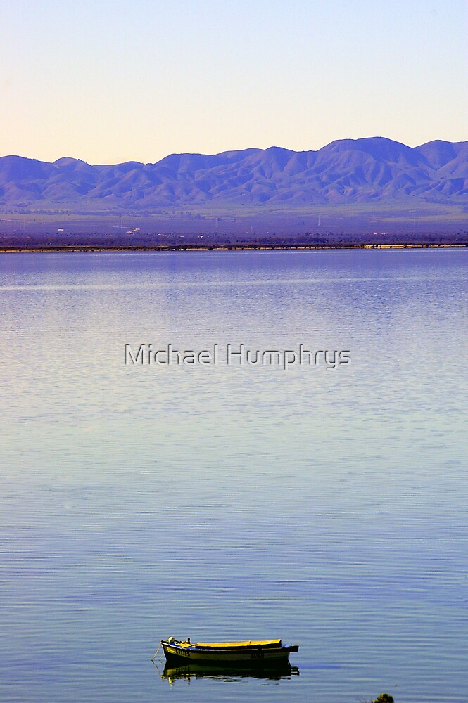 Tranquil by Michael Humphrys