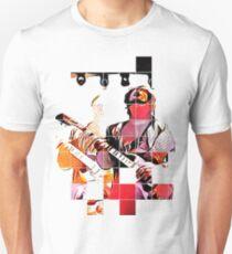Tony Iommi Pixel-led  T-Shirt