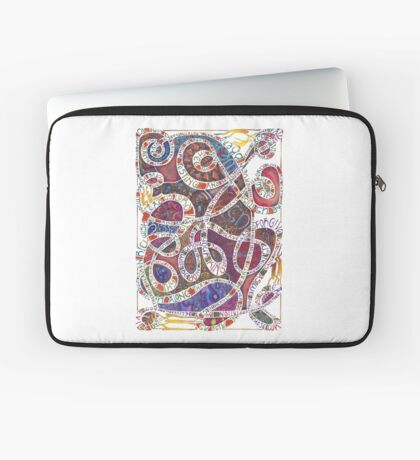 Our Father (The Lord's Prayer) Laptop Sleeve