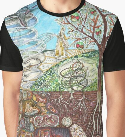 Parable of the Sower Graphic T-Shirt