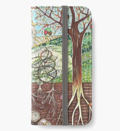 Parable of the Sower iPhone Wallet