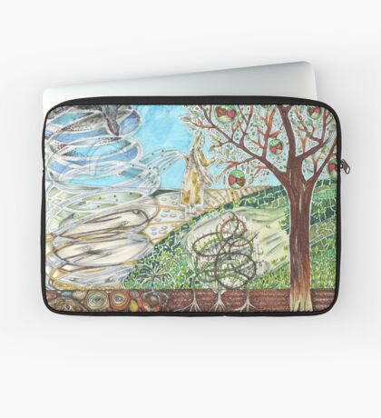 Parable of the Sower Laptop Sleeve