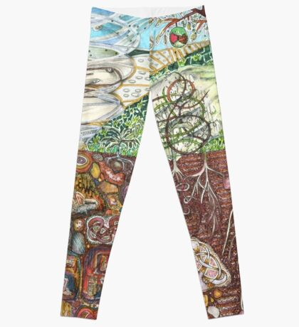 Parable of the Sower Leggings