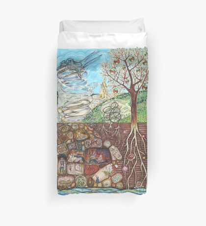 Parable of the Sower Duvet Cover