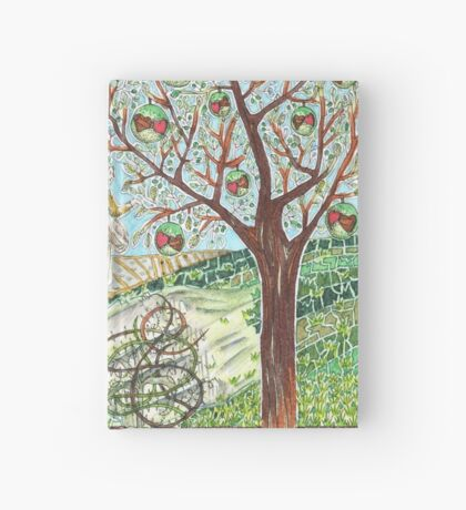 Parable of the Sower Hardcover Journal