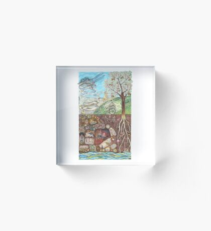 Parable of the Sower Acrylic Block