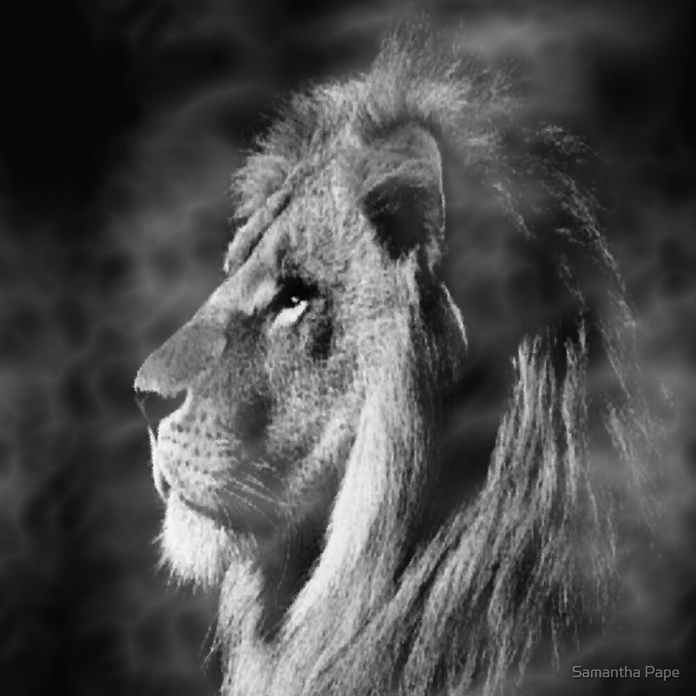 King Inside The Smoke by Samantha Pape