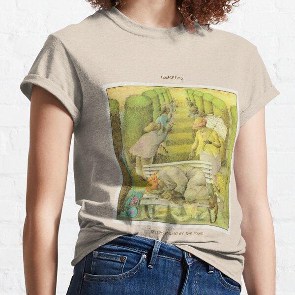 Genesis - Vendre l'Angleterre à la livre T-shirt classique