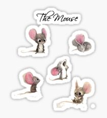 The Mouse Sticker