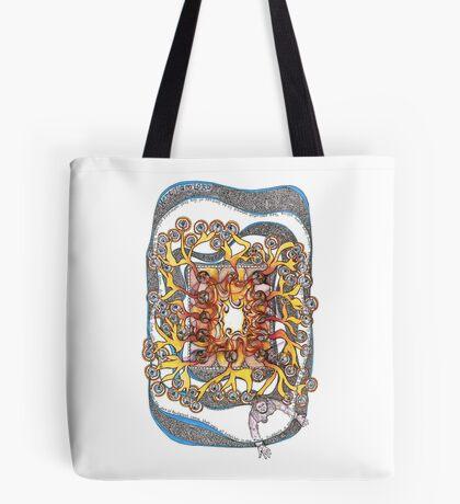 Pentecost Tote Bag