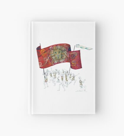 People of the Lion Hardcover Journal