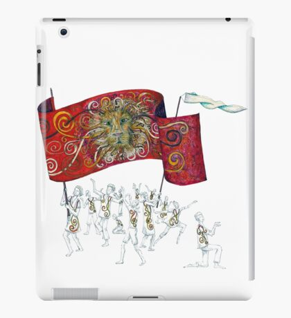 People of the Lion iPad Case/Skin