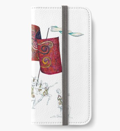 People of the Lion iPhone Wallet